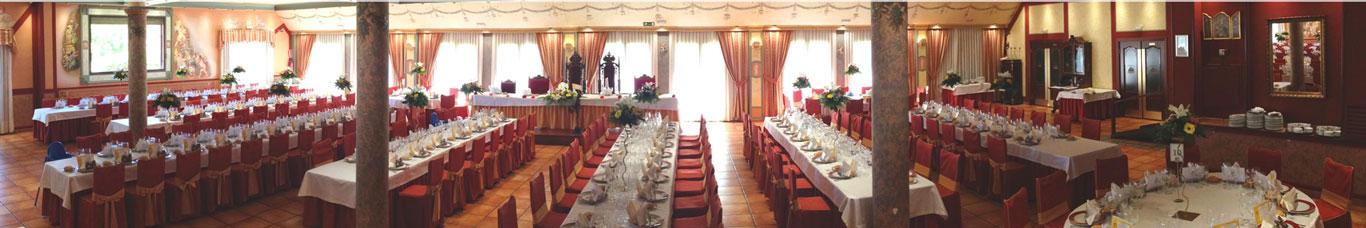 Panorámica Salón